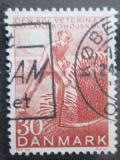 Poštovní známka Dánsko 1958 Sklizeň Mi# 369
