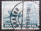 Poštovní známka Dánsko 1983 Kostel trolů Mi# 773