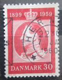 Poštovní známka Dánsko 1959 Král Frederik IX Mi# 371