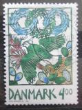 Poštovní známka Dánsko 1999 Evropa CEPT Mi# 1207