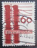 Poštovní známka Dánsko 1968 Elektrická energie Mi# 472