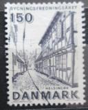 Poštovní známka Dánsko 1975 Helsingor Mi# 594