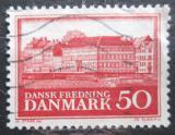 Poštovní známka Dánsko 1966 Architektura, Kodaň Mi# 442