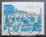 Poštovní známka JAR 1982 Leeuwenhof, Kapské město Mi# 608