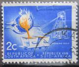 Poštovní známka JAR 1961 Slévání zlata Mi# 290