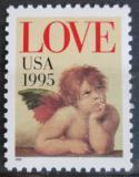 Poštovní známka USA 1996 Umění, Raffael Mi# 2690 BA