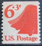 Poštovní známka USA 1974 Liberty Bell Mi# 1157