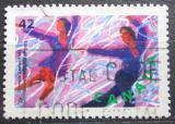 Poštovní známka Kanada 1992 ZOH Albertville, krasobruslení Mi# 1277