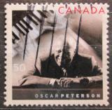Poštovní známka Kanada 2005 Oscar Peterson, pianista Mi# 2290