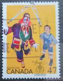 Poštovní známka Kanada 2001 Dětská klinika Mi# 2005