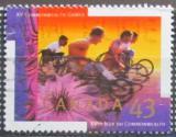 Poštovní známka Kanada 1994 Maraton vozíčkářů Mi# 1435