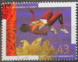 Poštovní známka Kanada 1994 Skok do výšky Mi# 1436