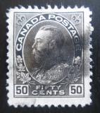 Poštovní známka Kanada 1912 Král Jiří V Mi# 99 A