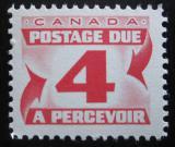 Poštovní známka Kanada 1977 Doplatní Mi# 22 IIC