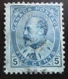 Poštovní známka Kanada 1903 Král Edward VII Mi# 79 A