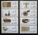 Poštovní známky Irsko 2018 Dějiny Irska Známky z automatu ATM