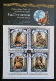 Poštovní známky Maledivy 2015 Lachtani Mi# 5906-09 Kat 11€