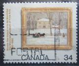 Poštovní známka Kanada 1985 Muzeum umění Mi# 985