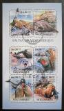 Poštovní známky Mosambik 2011 Tuleni Mi# 4966-71 Kat 12€