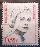 Poštovní známka Německo 2002 Hildegard Knef , umělkyně Mi# 2296