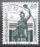 Poštovní známka Německo 1987 Památník, Mnichov Mi# 1341