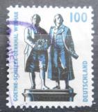 Poštovní známka Německo 1997 Památník Goethe-Schiller Mi# 1934 A