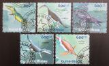 Poštovní známky Guinea-Bissau 2013 Dinosauři moří Mi# 6584-88 Kat 12€