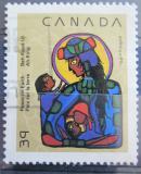 Poštovní známka Kanada 1990 Vánoce Mi# 1203 A