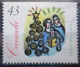 Poštovní známka Kanada 1994 Vánoce Mi# 1453 D