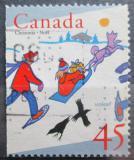 Poštovní známka Kanada 1996 Vánoce Mi# 1605 D