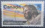 Poštovní známka Kanada 1970 Henry Kelsey, průzkumník Mi# 455
