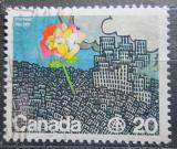 Poštovní známka Kanada 1976 Konference OSN Mi# 626