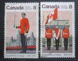 Poštovní známky Kanada 1976 Královská vojenská škola, 100. výročí Mi# 628-29