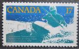 Poštovní známka Kanada 1979 MS v jízdě na kajaku Mi# 743