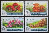 Poštovní známky Šalamounovy ostrovy 2015 Houby Mi# 3097-3100 Kat 17€
