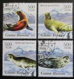 Poštovní známky Guinea-Bissau 2006 Tuleni Mi# 3411-14
