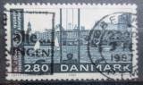 Poštovní známka Dánsko 1986 Alborg Mi# 868