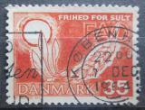Poštovní známka Dánsko 1963 Boj proti hladu Mi# 409