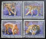 Poštovní známky SAR 2014 Tygři Mi# 4665-68 Kat 14€
