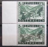 Poštovní známky Rakousko 1946 Heiligenblut, Korutany pár Mi# 769