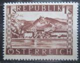 Poštovní známka Rakousko 1946 Dürnstein Mi# 767 II