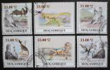 Poštovní známky Mosambik 2009 Charles Darwin Mi# 3434-39