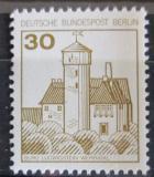 Poštovní známka Západní Berlín 1977 Hrad Ludwigstein Mi# 534 A I