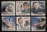 Poštovní známky Mosambik 2011 Jurij Gagarin Mi# 4598-4603