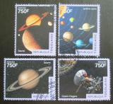 Poštovní známky Togo 2014 Dobývání Saturnu Mi# 6186-89 Kat 12€