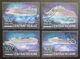 Poštovní známky SAR 2013 Výletní lodě Mi# 4465-68 Kat 16€