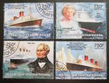 Poštovní známky SAR 2013 Výletní loď Mi# 4002-05 Kat 14€