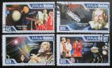 Poštovní známky Maledivy 2014 Galileo Galilei Mi# 5355-58