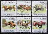 Poštovní známky Mosambik 2011 Dostihy Mi# 5386-91 Kat 23€