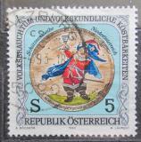 Poštovní známka Rakousko 1992 Foklór Mi# 2073